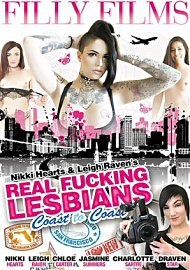 Nikki Hearts & Leigh Raven'S Real Fucking Lesbians (2017) (152905.2)